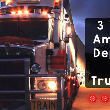3 Ways America Depends On Truckers