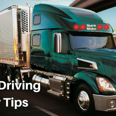 7 Truck Driving Safety Tips
