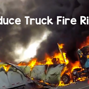 Reduce Truck Fire Risks