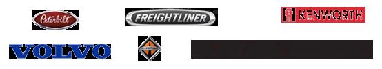 Sure Shim truck logos